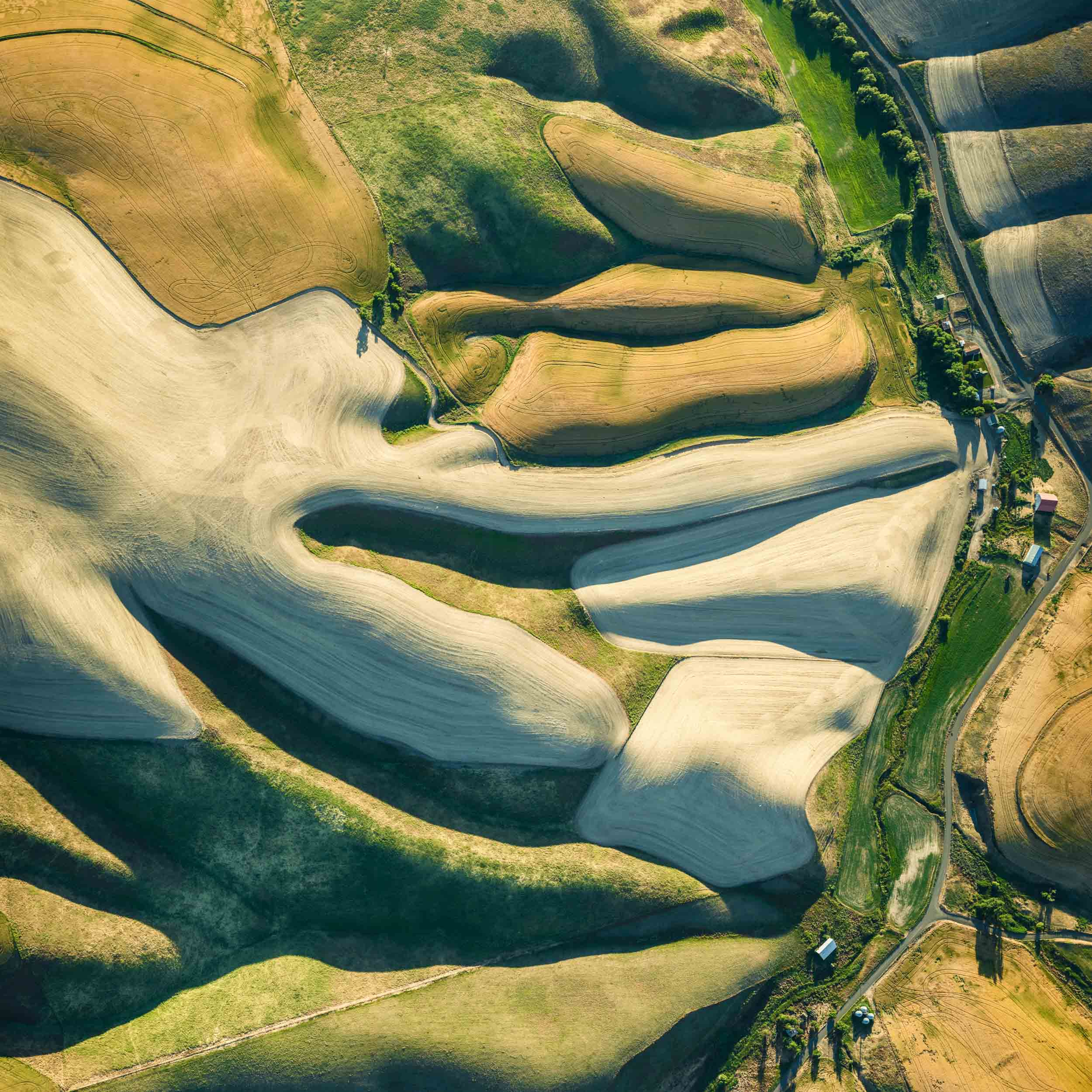 palouse  patchwork