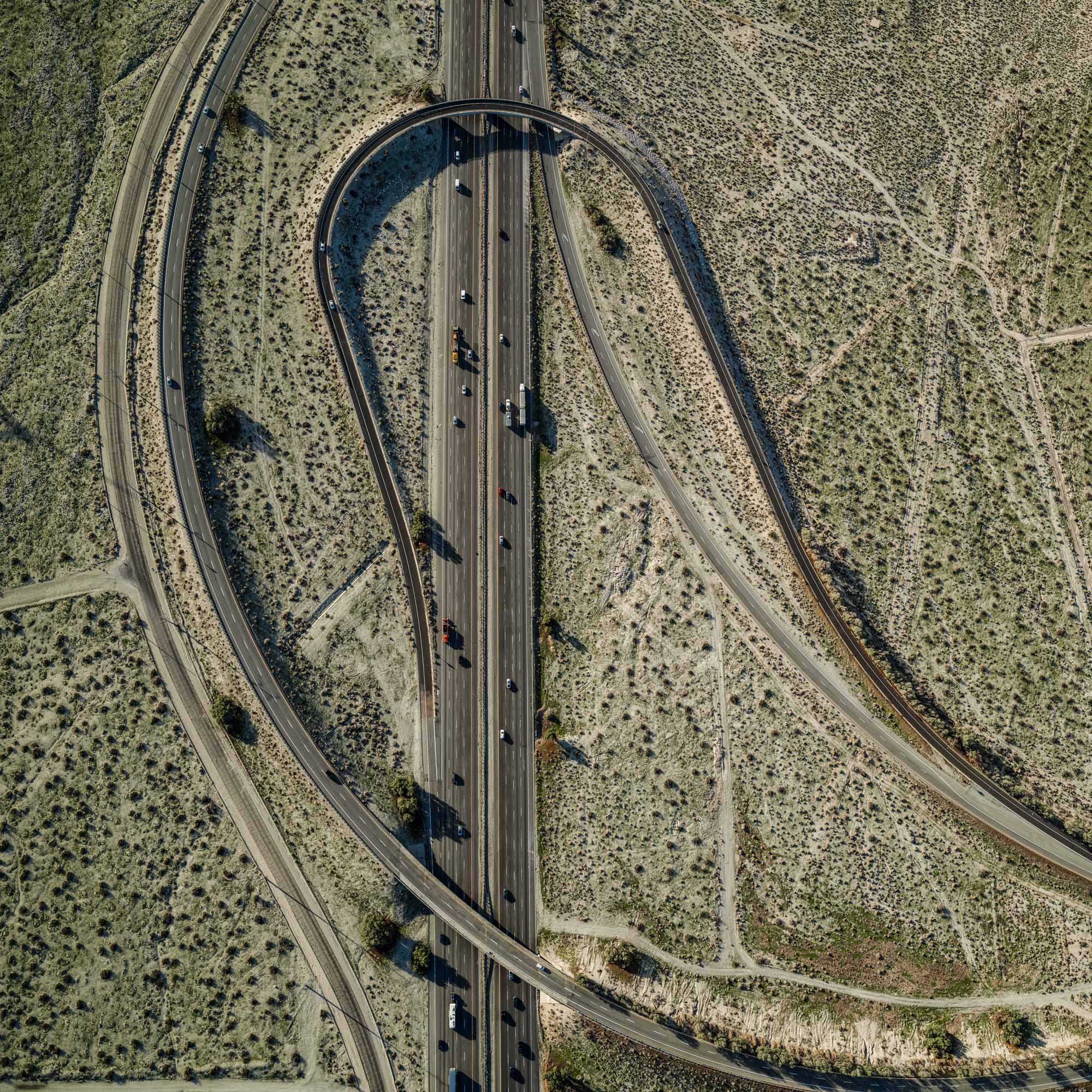 desert interchange