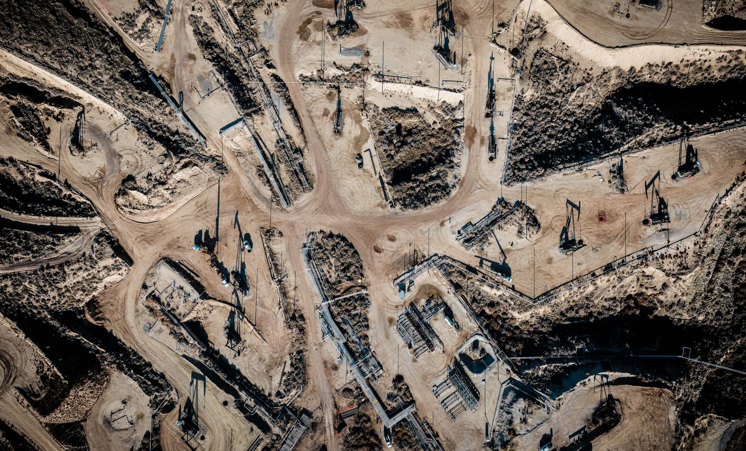 Oil Fields California